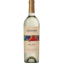 14 Hands Vineyards Pinot Grigio 2015 750ml